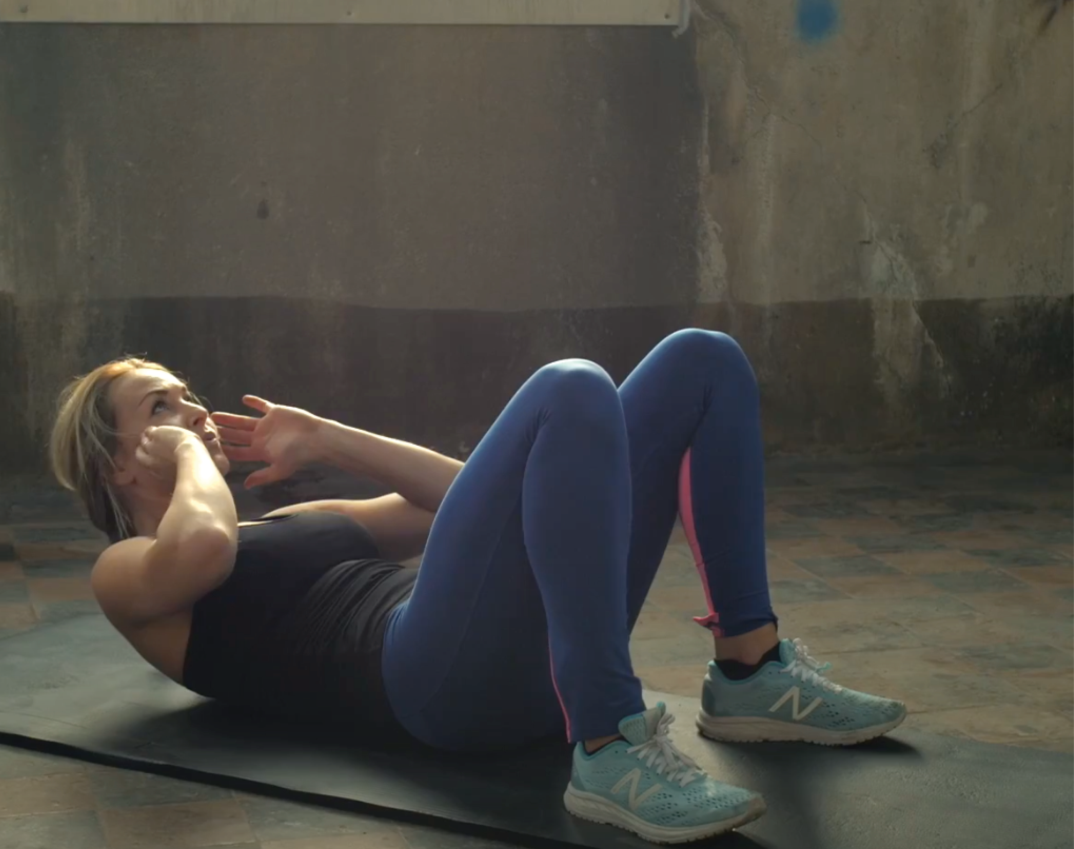 What Exercise Burns The Most Belly Fat Woman Situps
